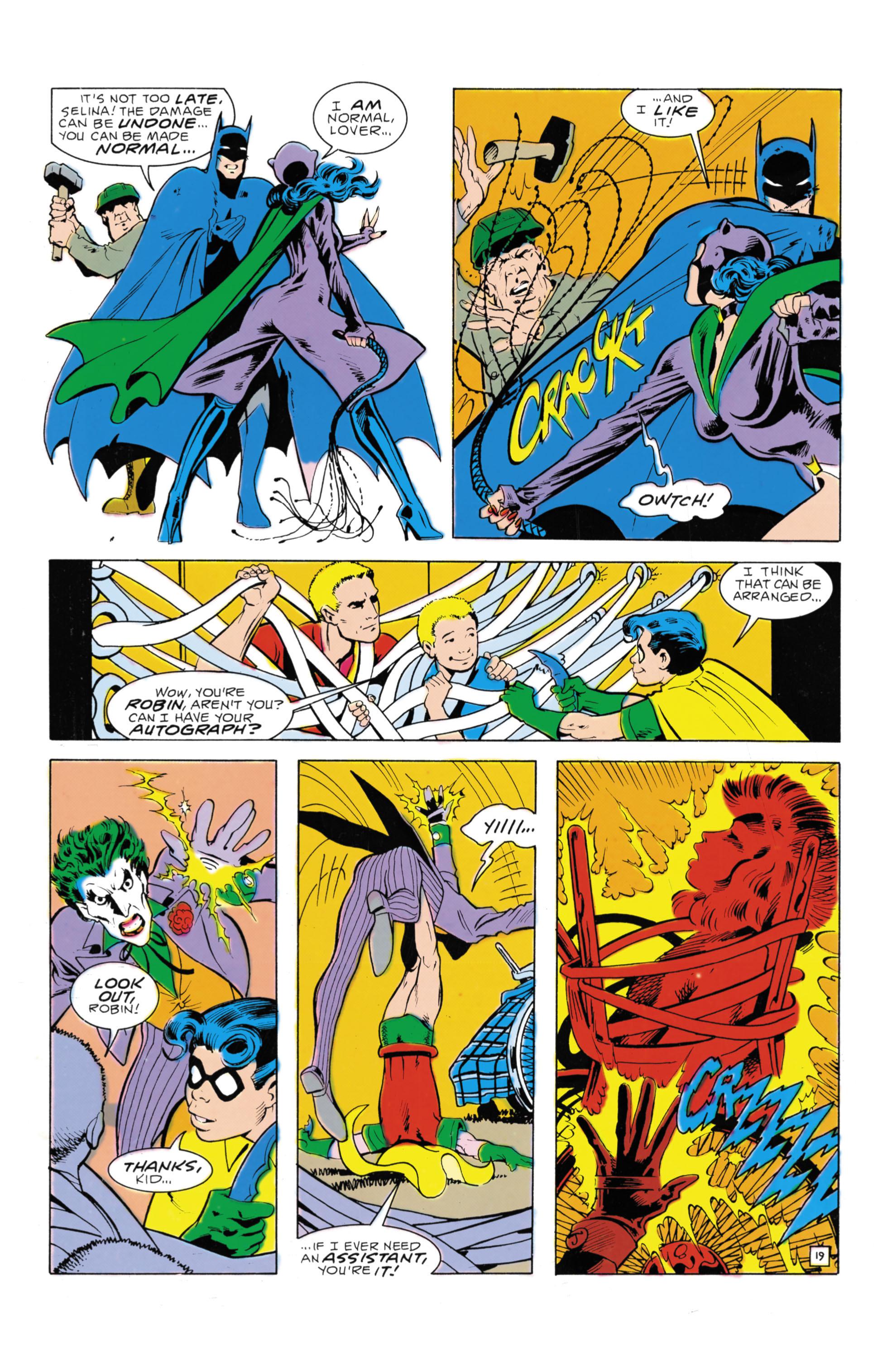 Detective Comics (1937) 570 Page 19