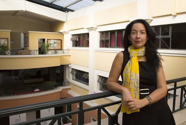 María Amelia Viteri abordó el tema de inmigrantes venezolanos