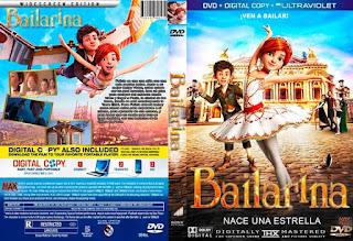Bailarina V2 Maxcovers