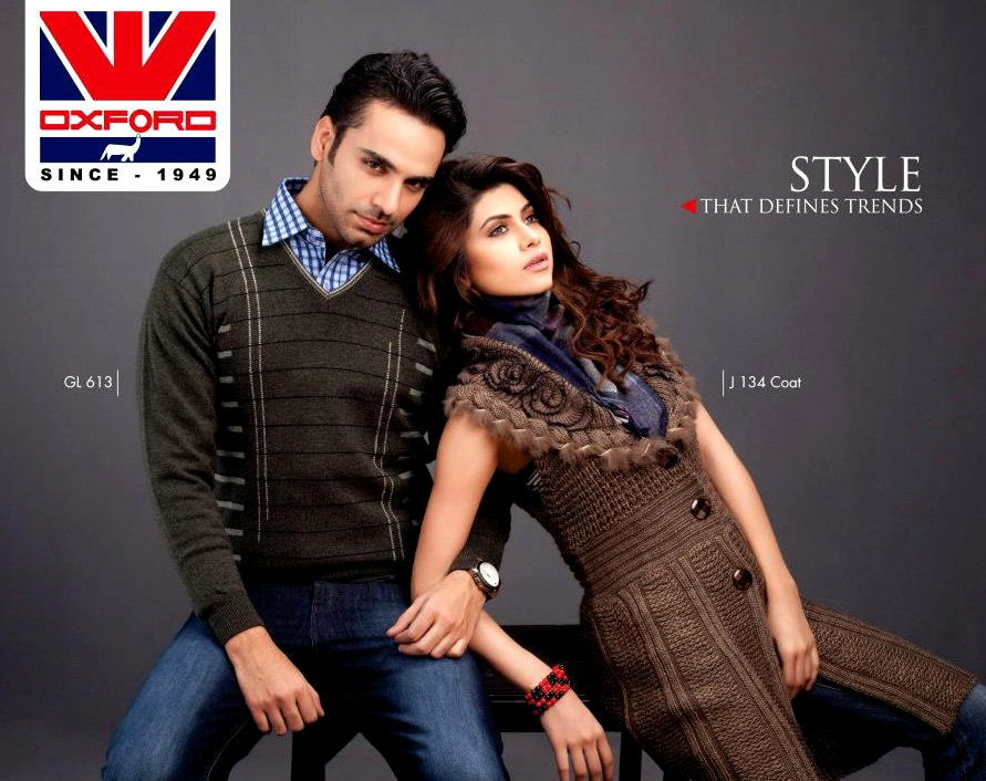 Oxford latest 2014-2015 Winter Collection For Men And Women - Complete  Winter Range 2014 By Oxford 9d7015be3
