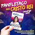 """Kátia Oliveira realiza """"Panfletaço"""" no Cristo Rei neste domingo (16)"""