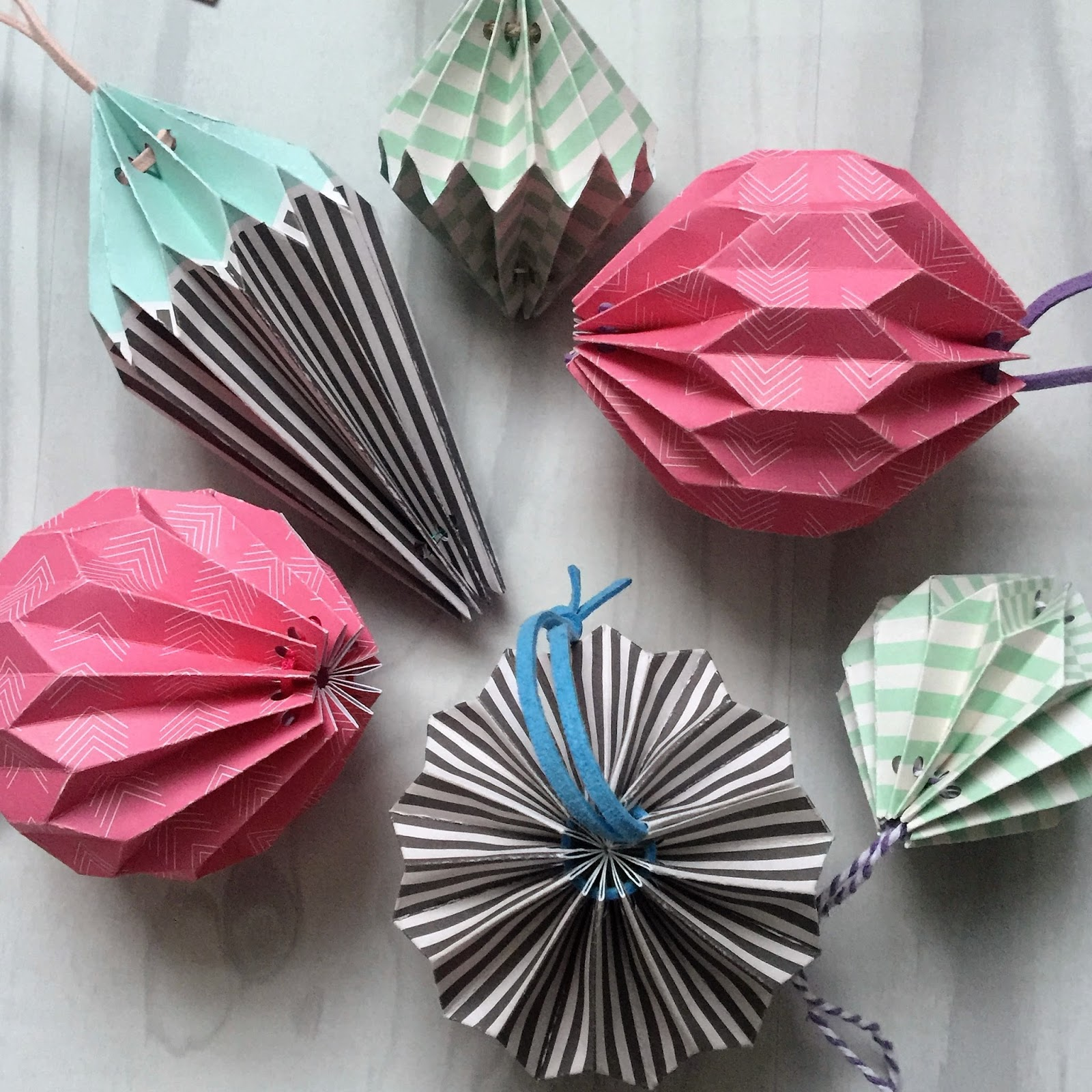 silhouette uk origami lanterns with free cut file