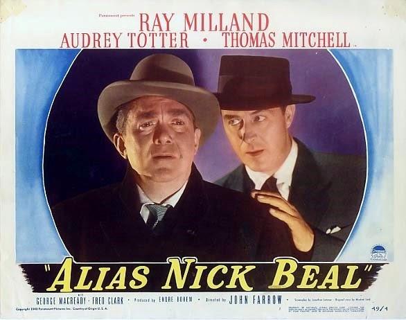 Alias Nick Beal (1949) poster