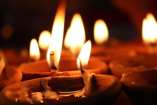 lumbre, velas, luz de velas, candle lights