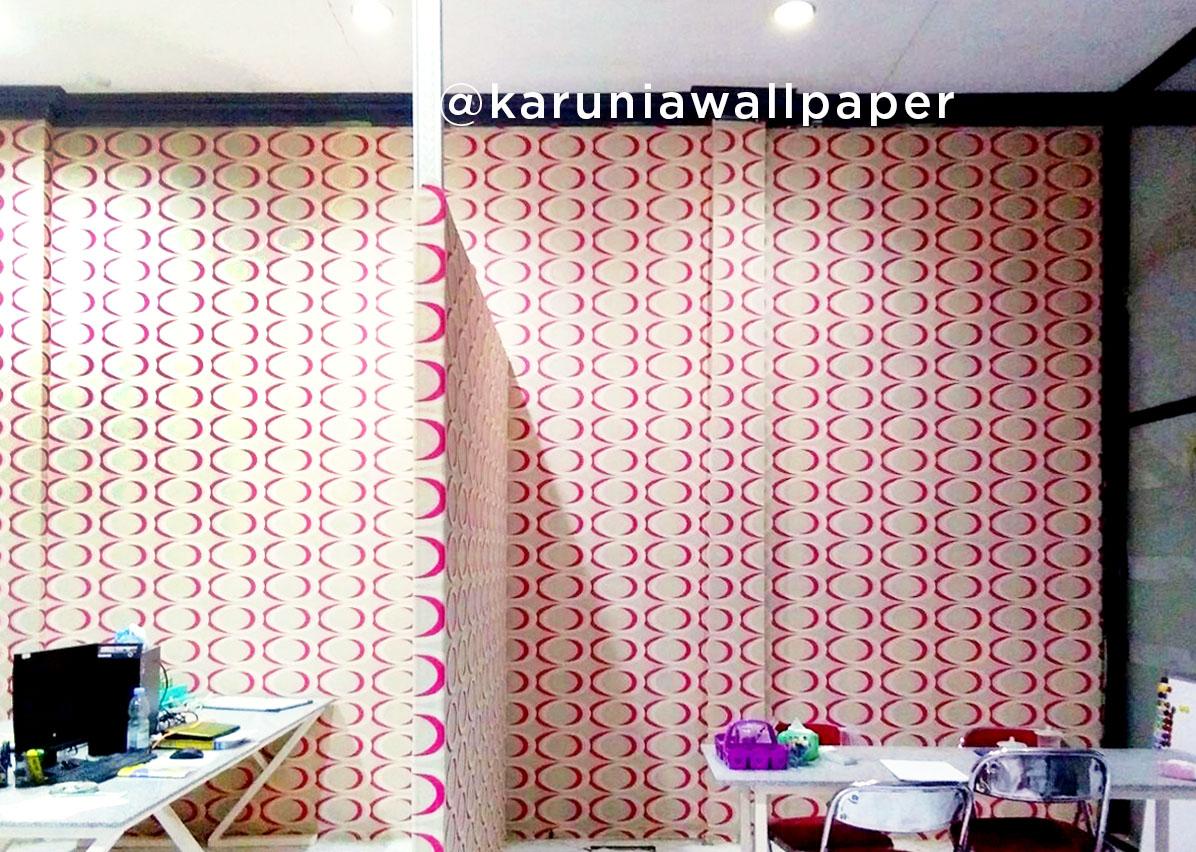 jual wallpaper dinding pemasangan surabaya