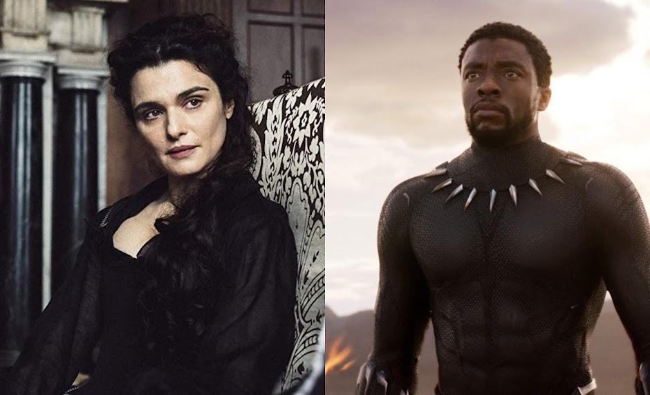 """""""A Favorita"""" lidera indicações ao Critics Choice Awards 2019, """"Pantera Negra"""" concorre em 12 categorias"""