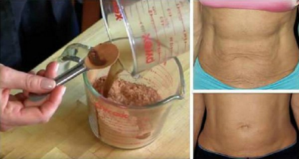 The Most Powerful Treatment For Tightening Your Skin After Losing Weight Or Childbirth (VIDEO)