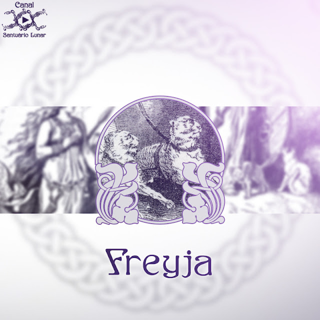 Freyja - Goddess of Power and Beauty | Witchcraft, Paganism, Magic, Wicca