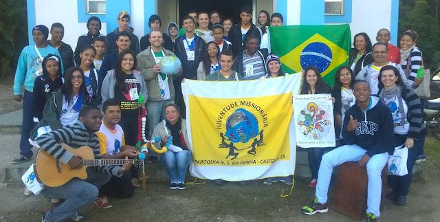 JM promove encontro de líderes da Diocese de Cachoeiro de Itapemirim