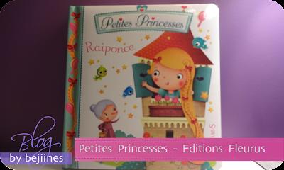 Livres Fleurus Petites Princesses Raiponce