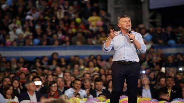 Pese a la alarmante pobreza, Macri dice que Argentina va por buen camino