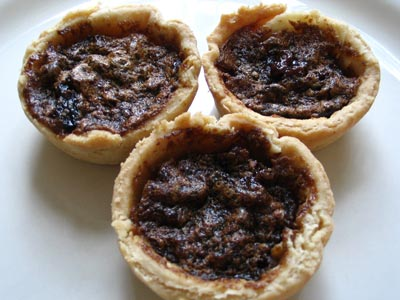 Mom's Classic Butter Tarts