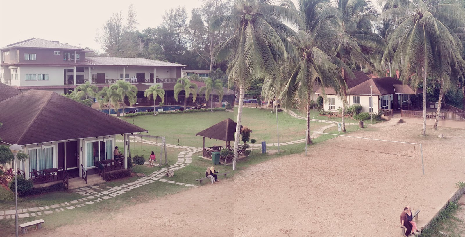 Retreat Beach Resort Lundu