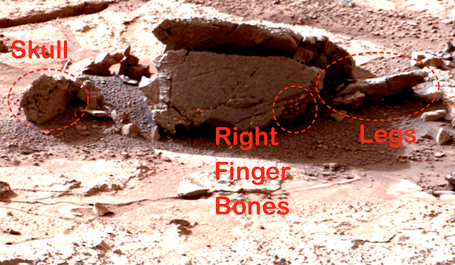 mars rover discovers - photo #32