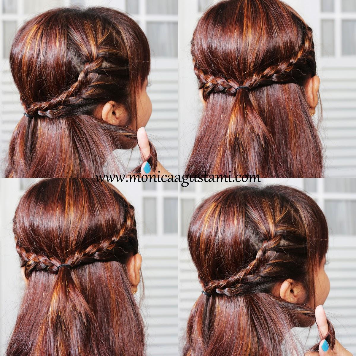 Tips menata rambut untuk rambut pendek
