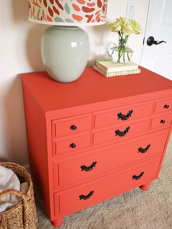 12 muebles antiguos pintados - Antes y Después - Mi Casa Inventada