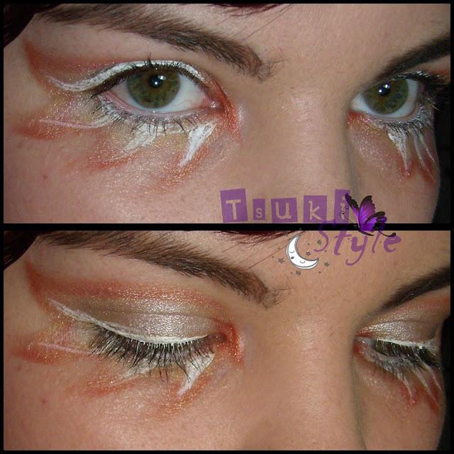 ninetales makeup