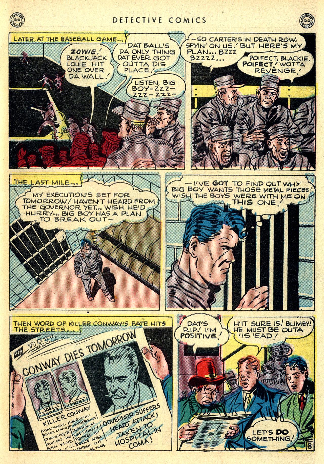 Read online Detective Comics (1937) comic -  Issue #116 - 45