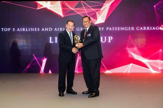 Lion Air Group Menjadi 5 Maskapai Teratas  Pembawa Penumpang Terbanyak ke Singapura