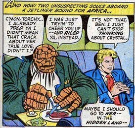 Fantastic Four 119-ThreeStoodTogether-RoyThomas
