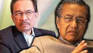 Generasi Reformasi Jangan Lupa Siapa Yang Kata Mahathir Menzalimi Anuar