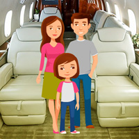 Games2rule Business Flight Missing Girl Rescue Walkthrough