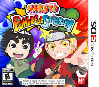 Naruto Powerful Shippuden cover 2
