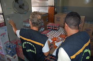 Operação do governo do Estado leva Sefaz a enquadrar empresas de bebidas em Aracaju