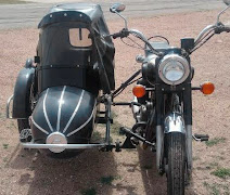 Colo. 2000 with sidecar