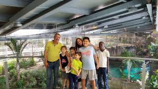 Visita al Biodomo Aula Espècífica