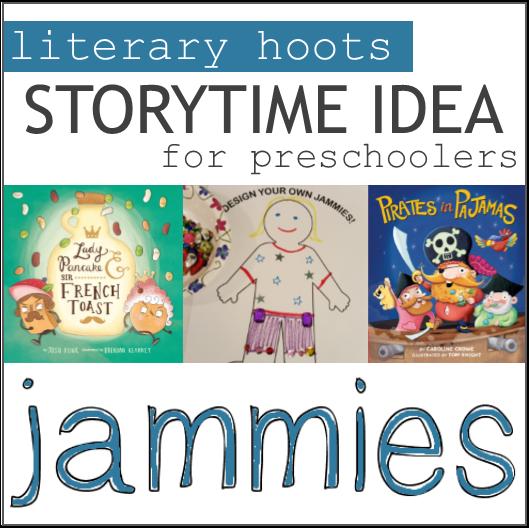 Literary Hoots: Pajamas Storytime