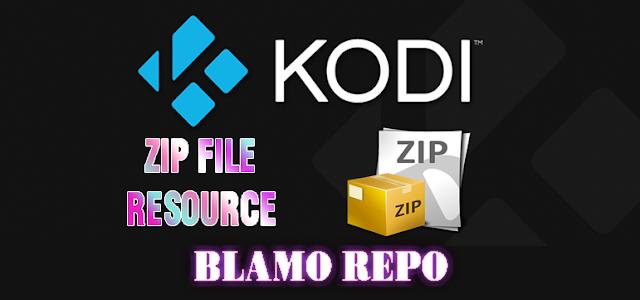 Blamo Repository  Zip File Download & New Url Address