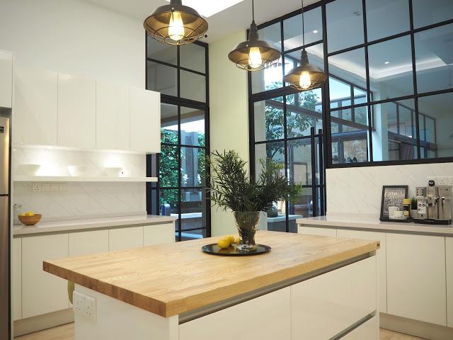 Kitchen Design - Meridian Interior Design