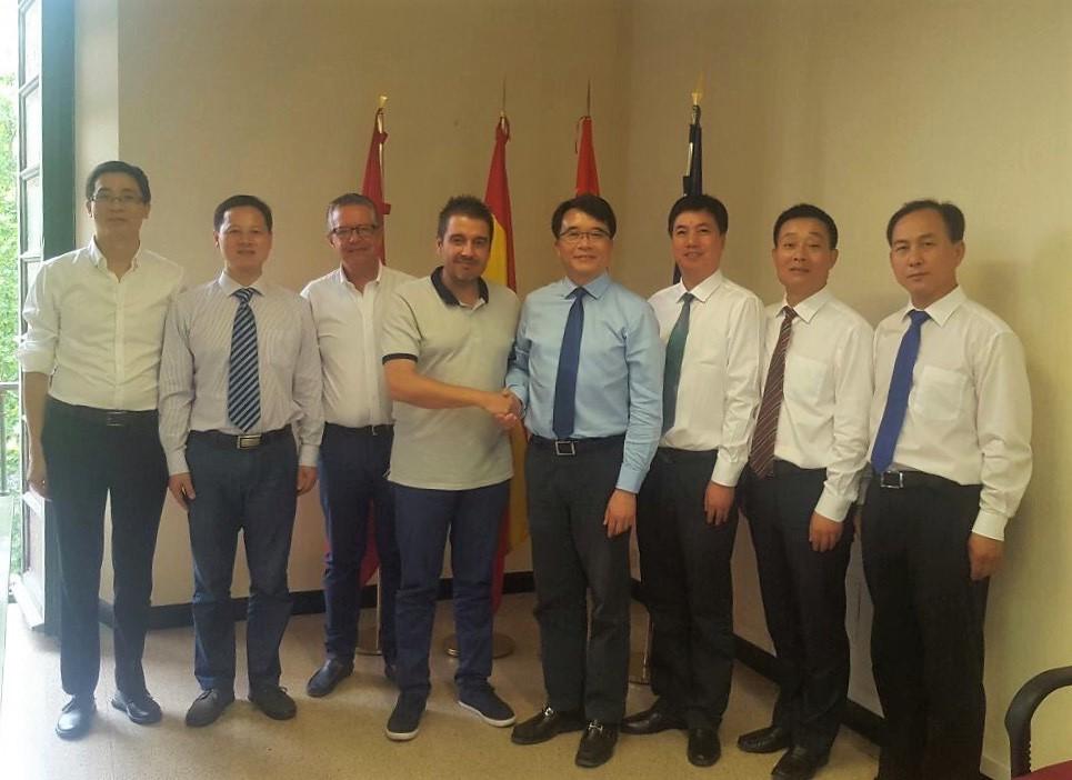 Heraldo de aranjuez aranjuez acoge hoy el i foro sobre el futuro del turismo chino en espa a - Oficina de turismo de aranjuez ...