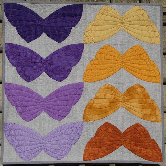 butterflies quilt