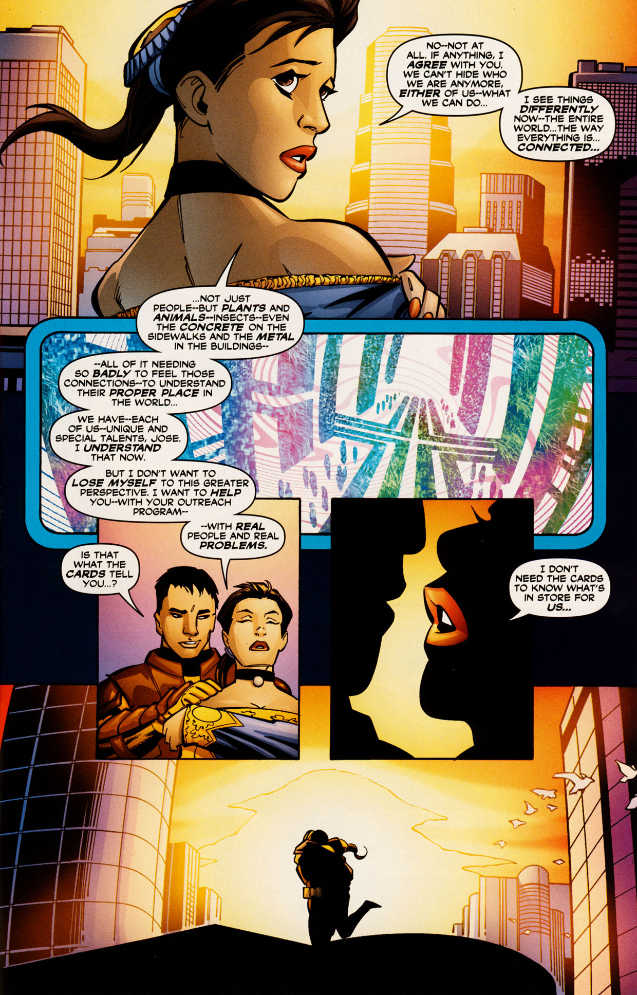 Read online Trinity (2008) comic -  Issue #52 - 22