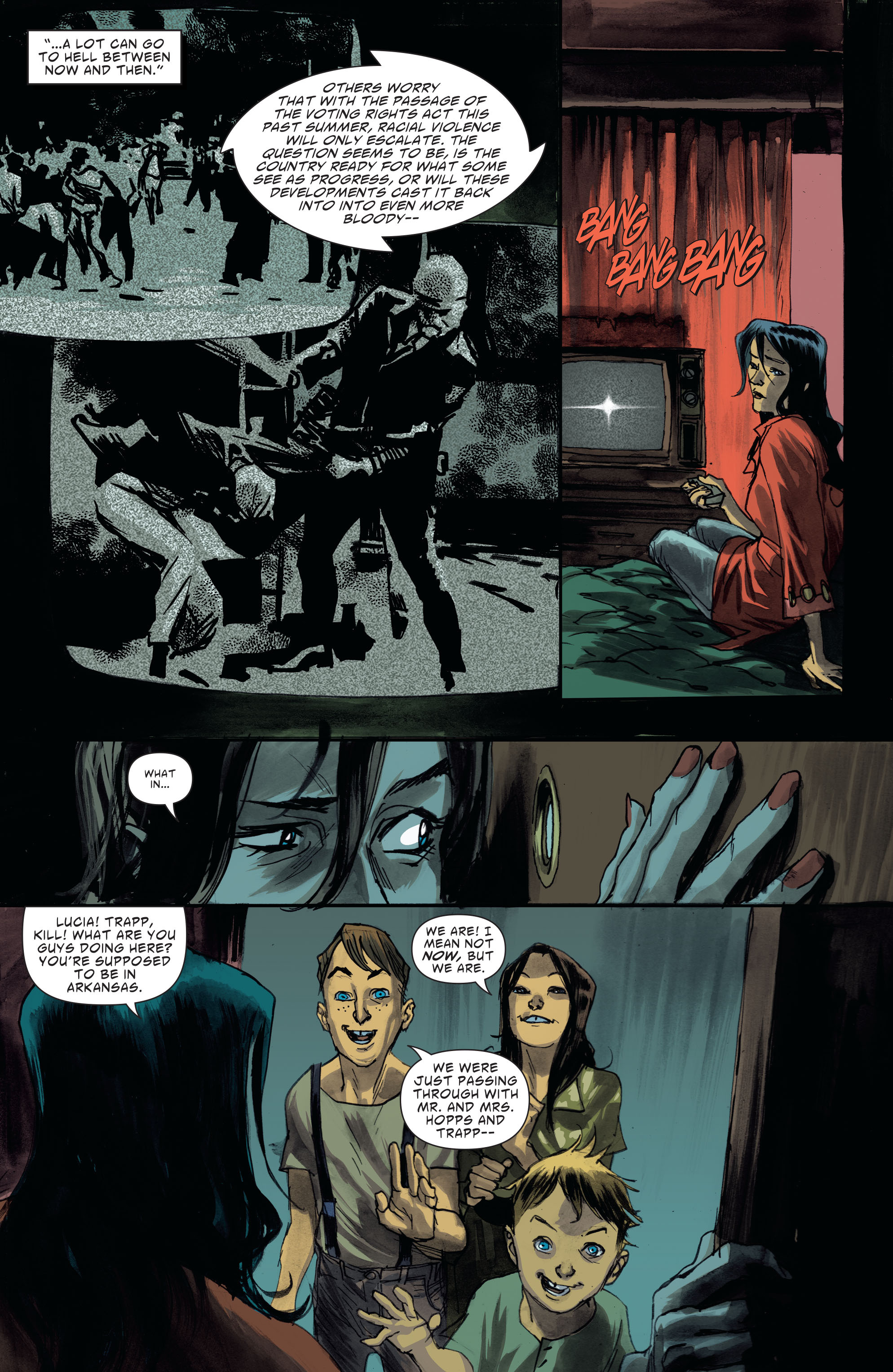 Read online American Vampire: Second Cycle comic -  Issue #7 - 13