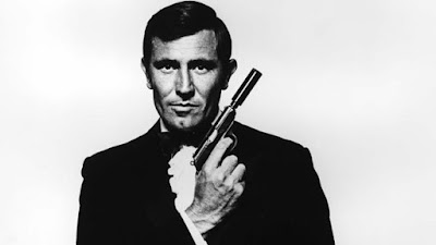 George Lazenby-James Bond
