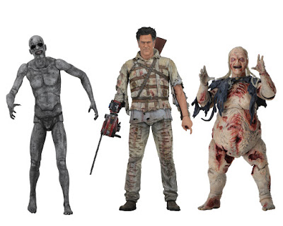 "Ash vs Evil Dead 7"" Series 2 Action Figures by NECA"