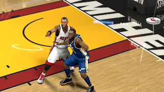 NBA 2K13 HD Skin Realistic Game Mod