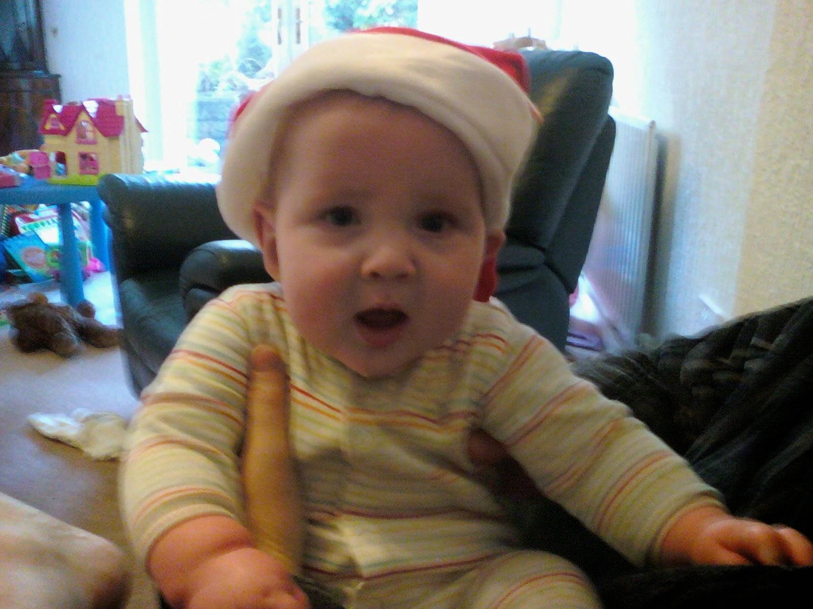 Baby Ieuan - having babies over 40 - motherdistracted.co.uk