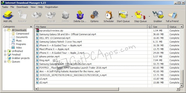 Review of Best Download Manager (IDM) For Windows XP 7 8 10