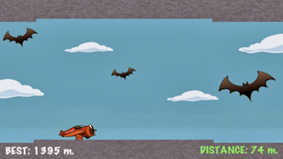 Flappy Bird Like Flappy Plane
