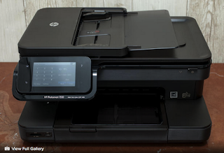 HP Photosmart 7520 Printer Driver Free Download