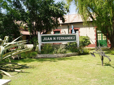 Juan N Fernandez Necochea