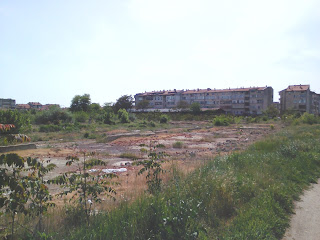 Derelict Land, Buildings, Southside, Yambol,