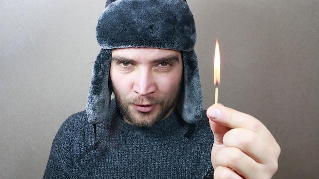 imagen de hombre europeo de raza blanca