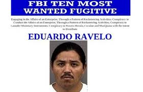 Eduardo Ravelo orang paling di cari oleh FBI