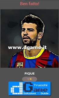 Soluzioni Guess The Football Player livello 38