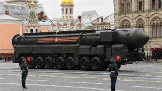 PressTV-Russia begins major missile drills in Siberia